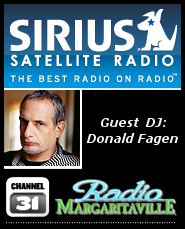 Fagen on Radio Margaritaville