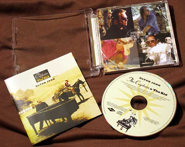 The standard CD version